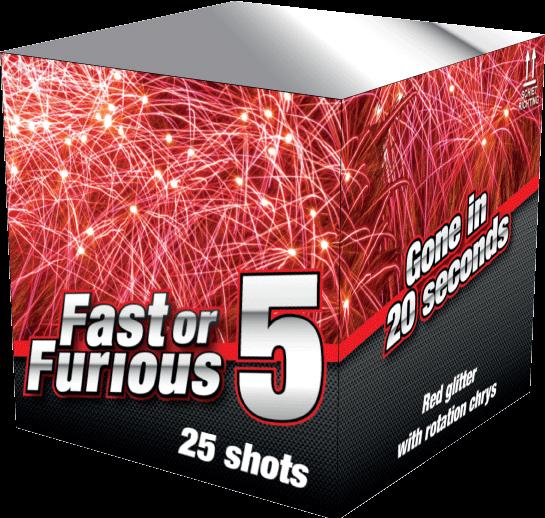 Fast or Furios 5