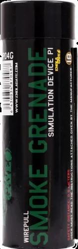 Rauchgranate WP40 mit Reißzündung Grün