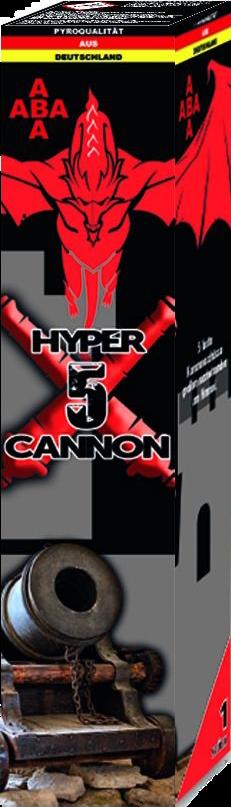 49mm Feuertopf Hyper Cannon 5