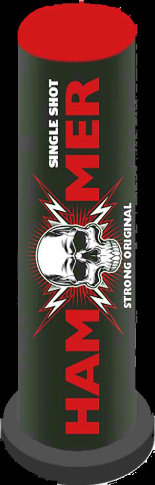 Hammer  Bombenrohr