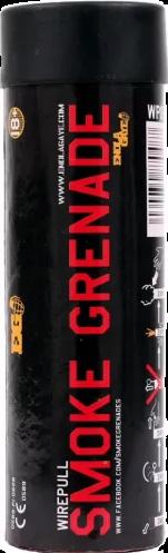 Rauchgranate WP40 mit Reißzündung Rot