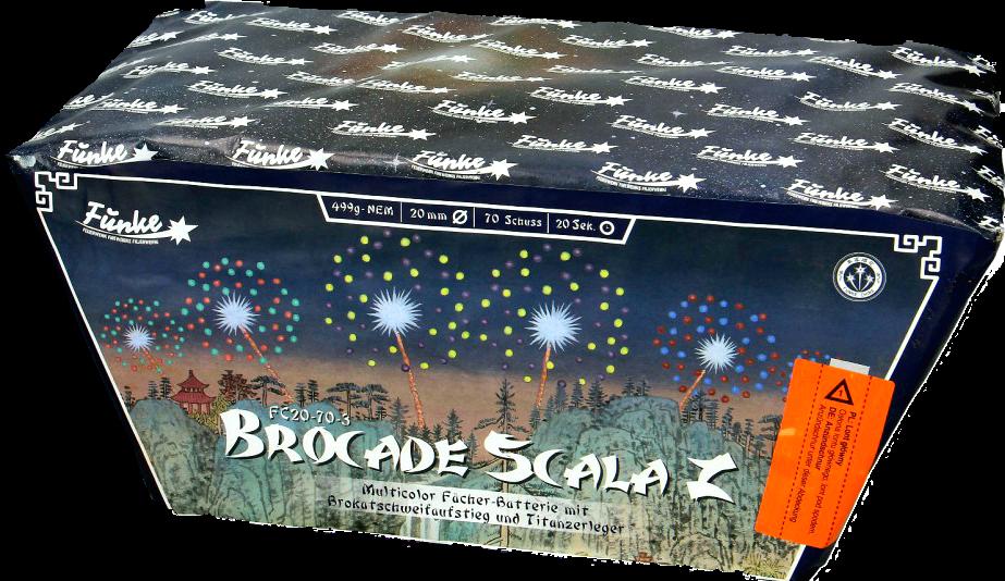 Brocade Scala Z