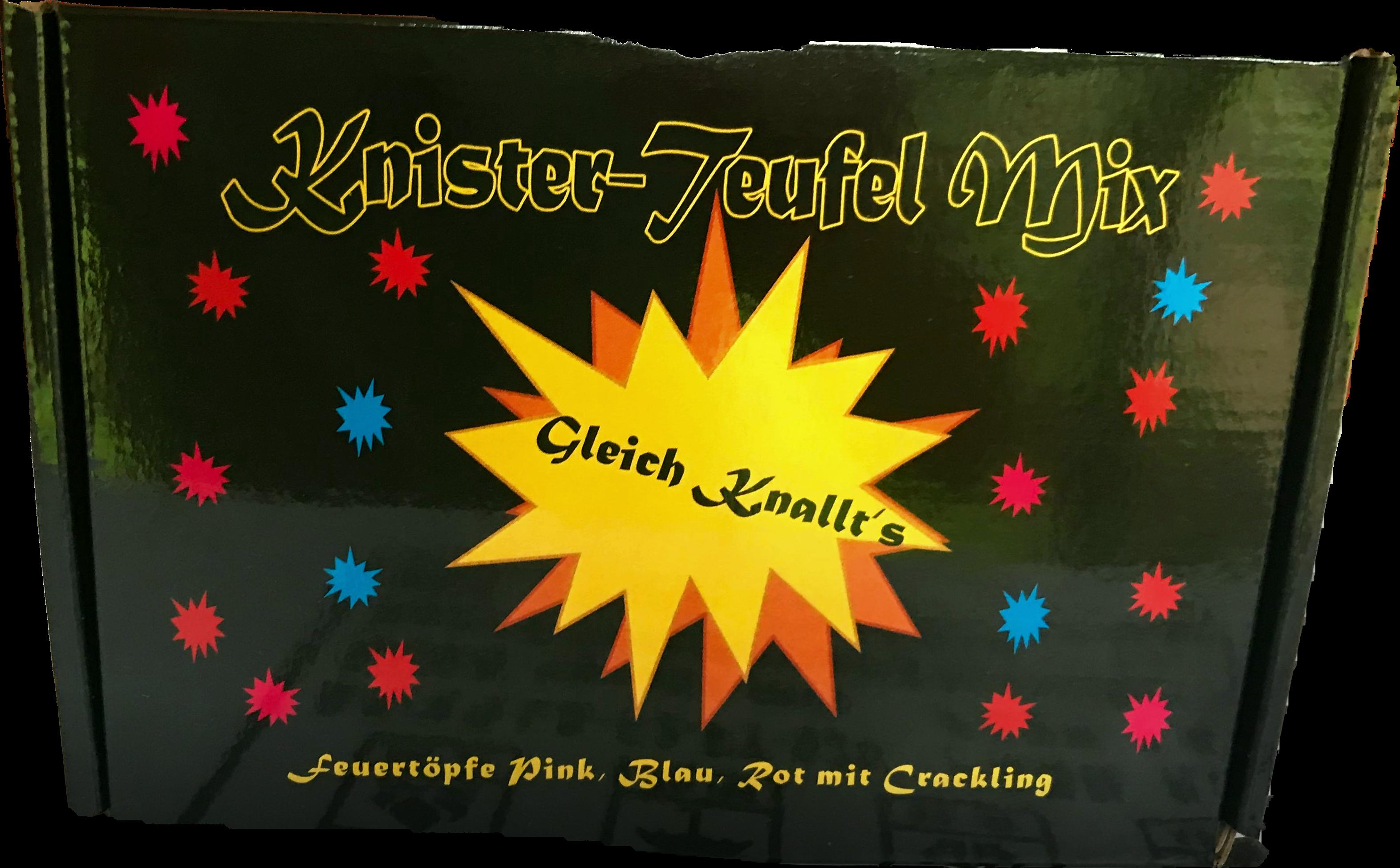 Knisterteufel Mix