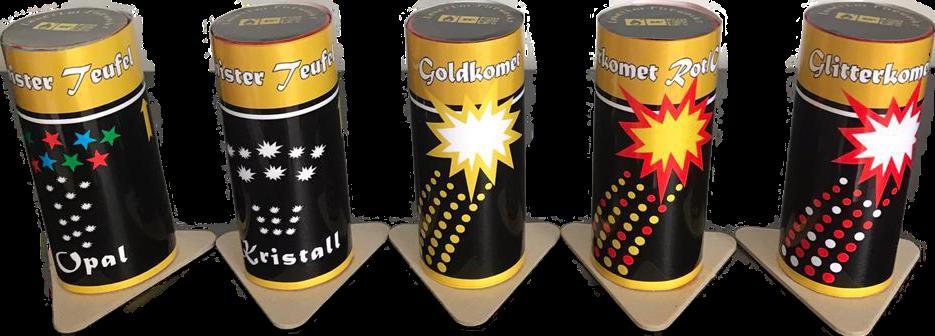 Premium Kometen Mix