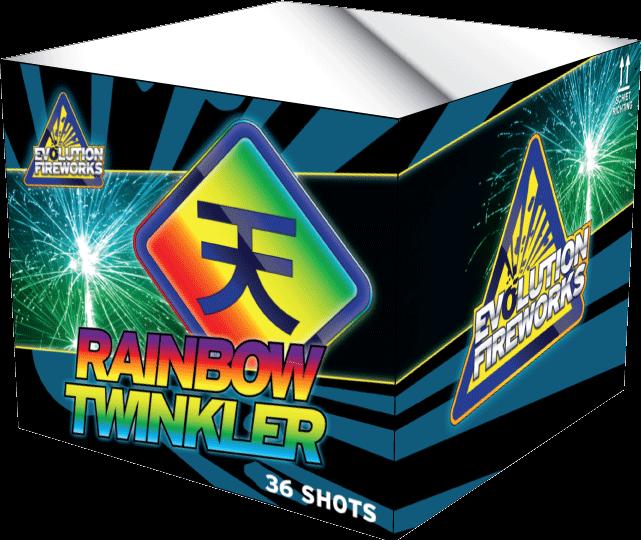 Rainbow Twinkler