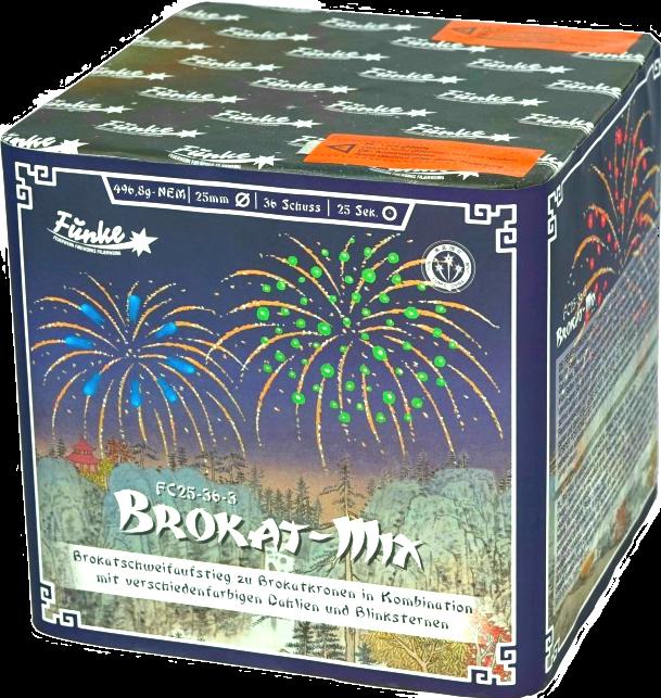 Brokat Mix